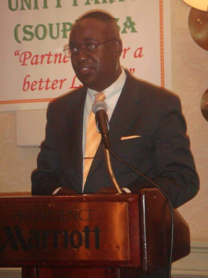 Mr. Edmund Zar-Zar Bargblor.,  (Keynote speaker)